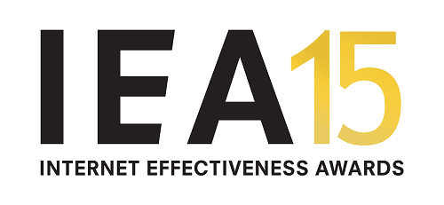 Internet Effectiveness Awards 2015